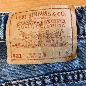 Levi's Shorts - Vintage High Waisted Levi shorts